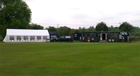 Winterbourne Cricket Club Salisbury banner image 2