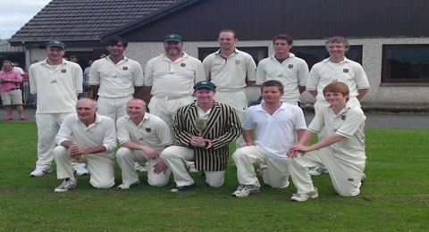 Ellon Gordon Cricket Club banner image 5