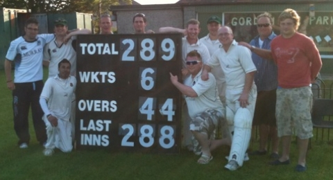 Ellon Gordon Cricket Club banner image 4