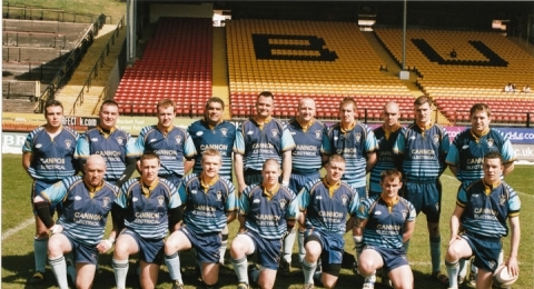 Queensbury rugby league banner image 5