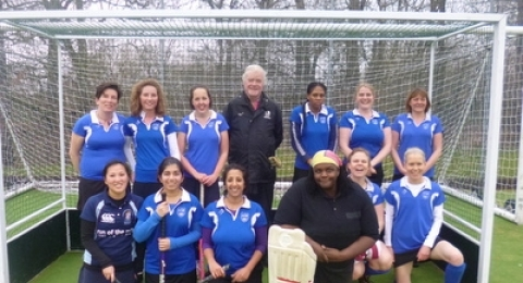 Hendon & Mill Hill Hockey Club banner image 1