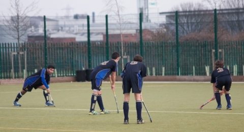 BCU Mens Hockey Club banner image 1