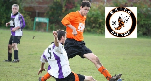 BRADLEY STOKE TOWN FC banner image 10