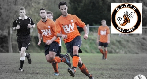 BRADLEY STOKE TOWN FC banner image 2