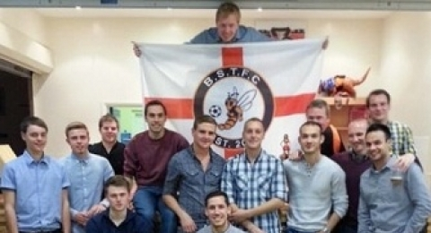 BRADLEY STOKE TOWN FC banner image 1
