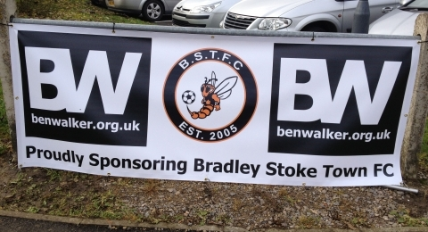 BRADLEY STOKE TOWN FC banner image 3