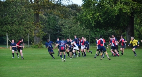 Queen Mary University of London Rugby Football Club  banner image 8