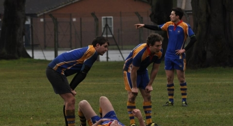 Queen Mary University of London Rugby Football Club  banner image 6