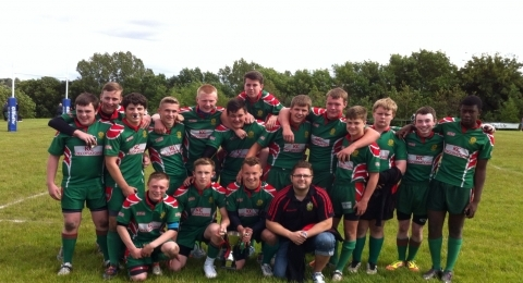 Waterhead Rugby banner image 9