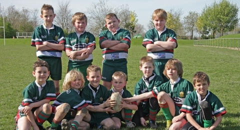 Waterhead Rugby banner image 3