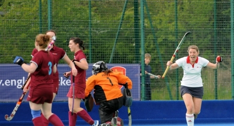 Oxted Hockey Club banner image 1