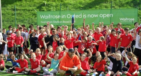 Oxted Hockey Club banner image 3