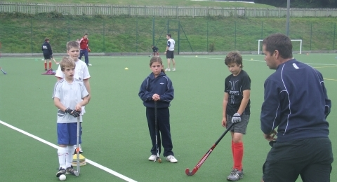 Oxted Hockey Club banner image 9