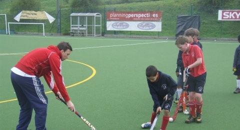 Oxted Hockey Club banner image 7