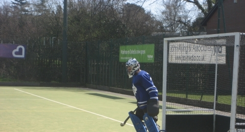 Oxted Hockey Club banner image 6