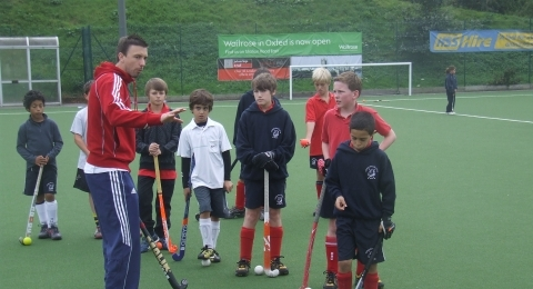 Oxted Hockey Club banner image 8