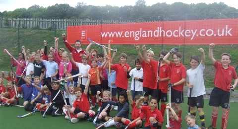 Oxted Hockey Club banner image 5