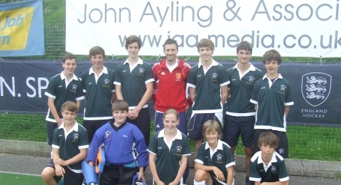 Oxted Hockey Club banner image 10