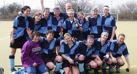 Wootton Bassett Hockey Club banner image 10