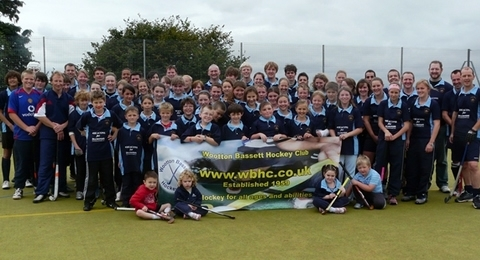 Wootton Bassett Hockey Club banner image 7