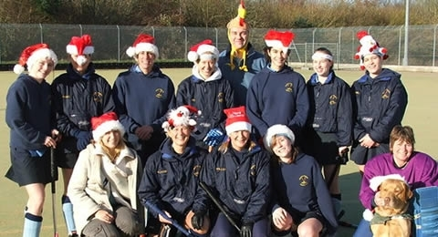 Wootton Bassett Hockey Club banner image 2