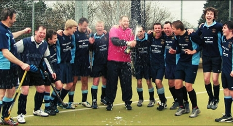 Wootton Bassett Hockey Club banner image 8