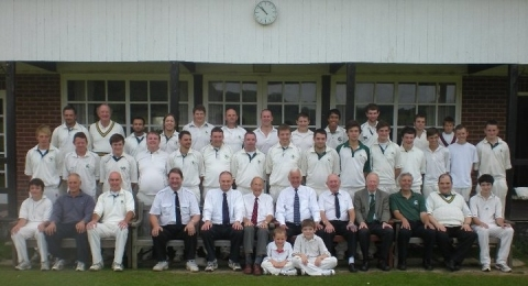 Kidmore End Cricket Club banner image 4