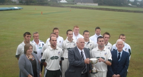 Camborne Cricket Club banner image 8