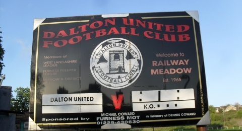 Dalton United  FC banner image 3