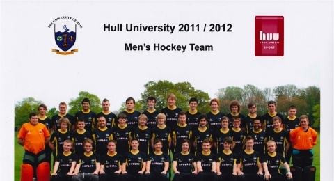 Hull University Mens Hockey Club  banner image 2