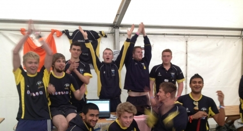 Hull University Mens Hockey Club  banner image 5