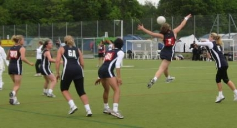 Abbey Netball Oxford banner image 1