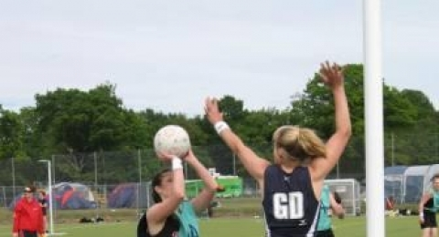 Abbey Netball Oxford banner image 4