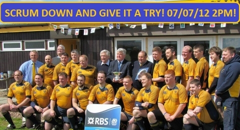 Lanark Rugby banner image 3
