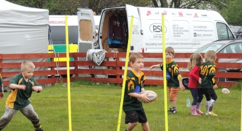 Helensburgh Youth Rugby Club banner image 3
