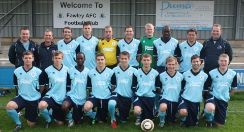 Fawley AFC banner image 2