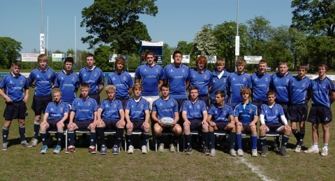 Macclesfield Junior Colts banner image 2