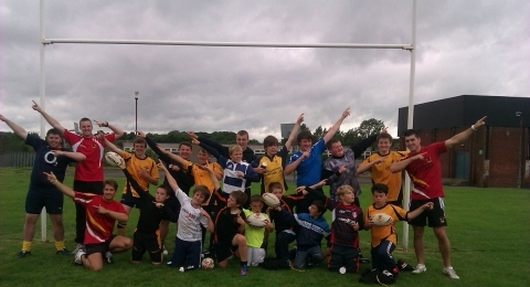 Durham Tigers Rugby League Club banner image 3