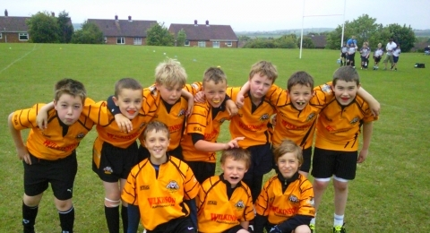 Durham Tigers Rugby League Club banner image 11