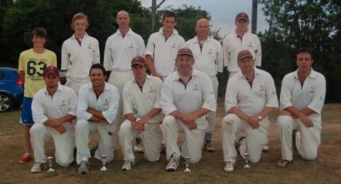Ipplepen Cricket Club banner image 10
