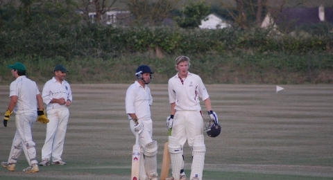 Ipplepen Cricket Club banner image 4