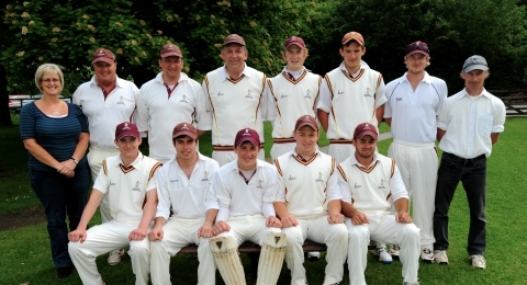 Ipplepen Cricket Club banner image 9