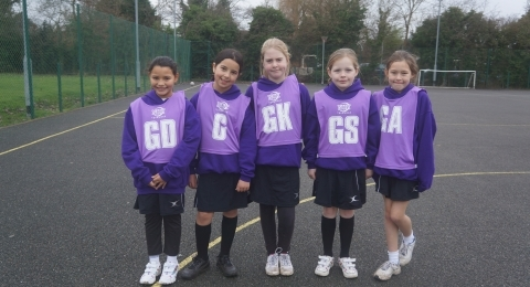 Ashtead All Stars Netball Club banner image 6