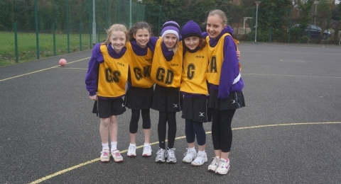 Ashtead All Stars Netball Club banner image 2