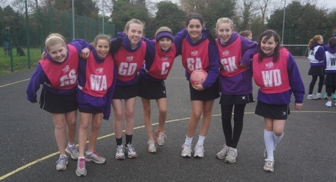 Ashtead All Stars Netball Club banner image 5