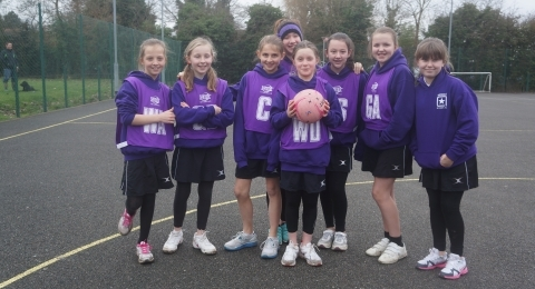 Ashtead All Stars Netball Club banner image 8