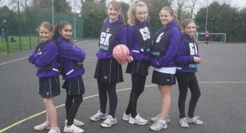 Ashtead All Stars Netball Club banner image 4