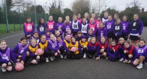 Ashtead All Stars Netball Club banner image 3