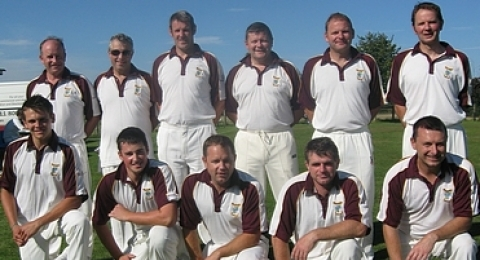 Corse & Staunton Cricket Club banner image 2