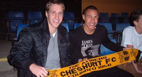 Cheshunt FC banner image 6